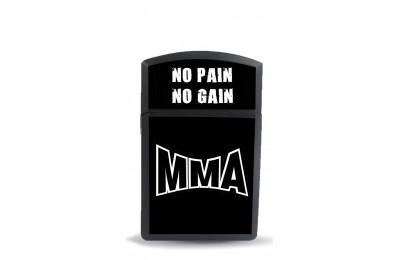 ckm2 MMA No Pain No Gain Model Zippo Çakmak