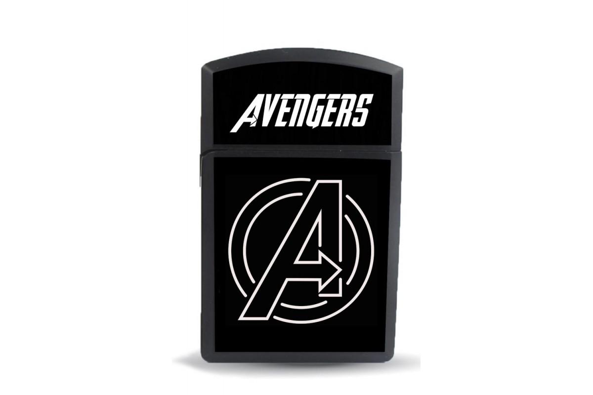 ckm5 Avengers Model Figürlü Zippo Tarz Çakmak