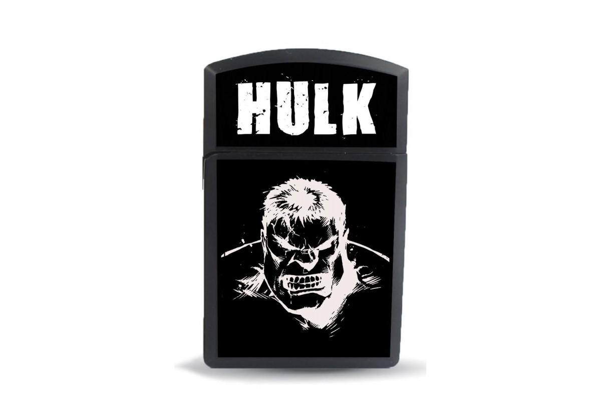 ckm6 Hulk Model Figürlü Zippo Tarz Çakmak