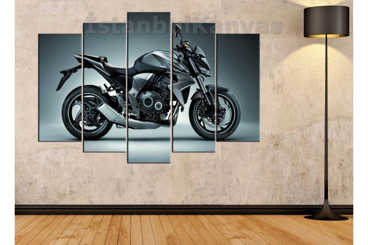 sm20 - Honda Azel Motosiklet Dekoratif Kanvas Duvar Tablosu