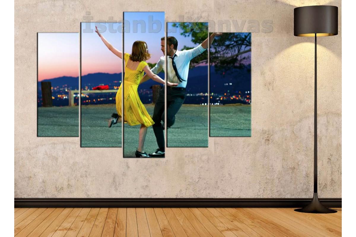 srd11b - La La Land - Dans - Kanvas Tablo - 70x100 cm