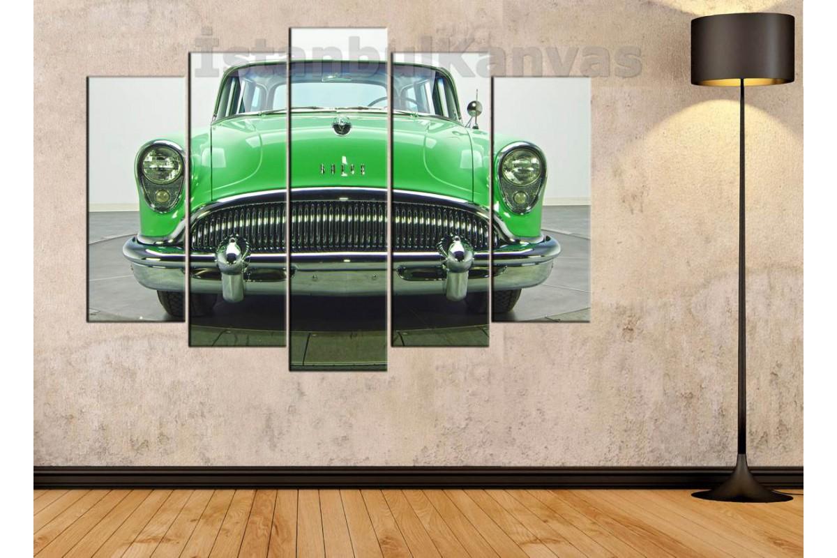 srvc16 - Buick Klasik Araba - Vintage Otomobil Kanvas Tablo