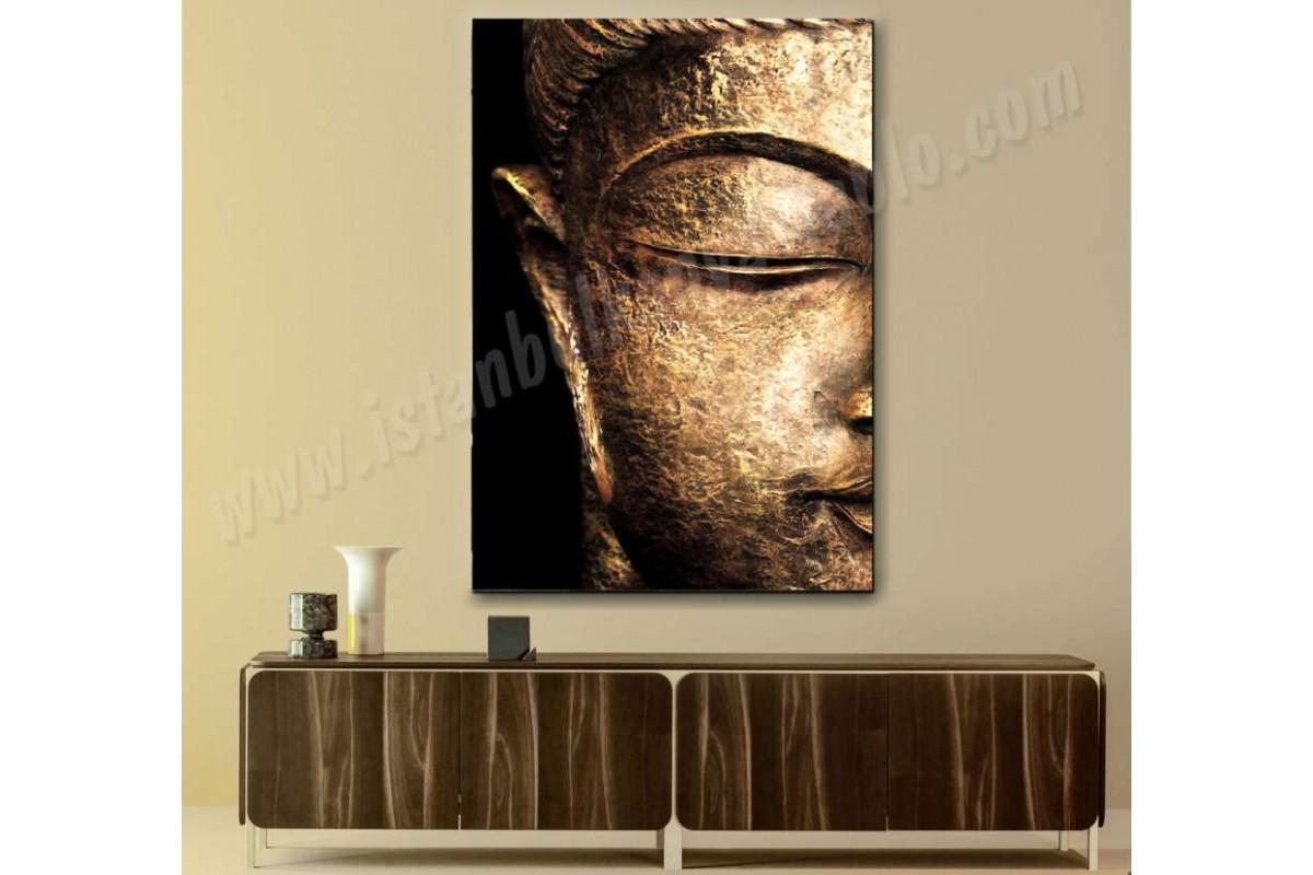 srbu1 - Uzak Doğu ve Buddha, Buda Kanvas Tablo