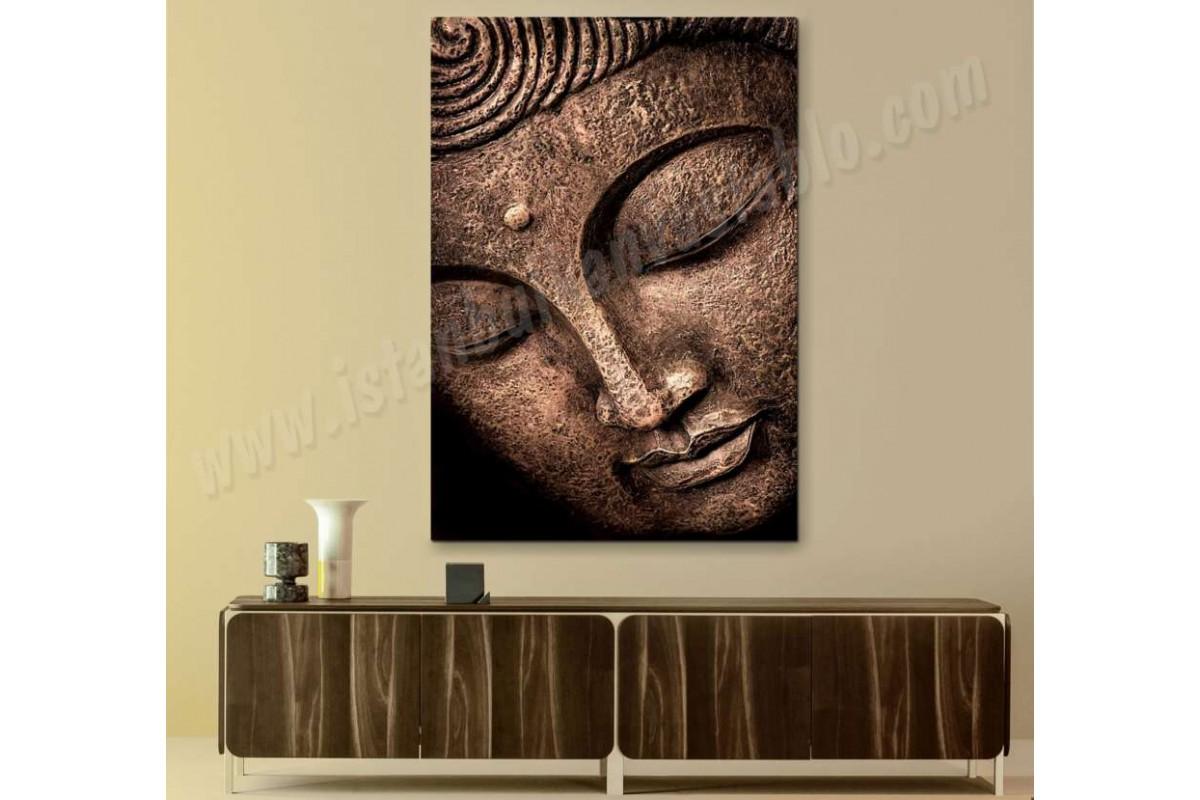 srbu3 - Uzak Doğu ve Buddha, Dekoratif Buda Kanvas Tablo