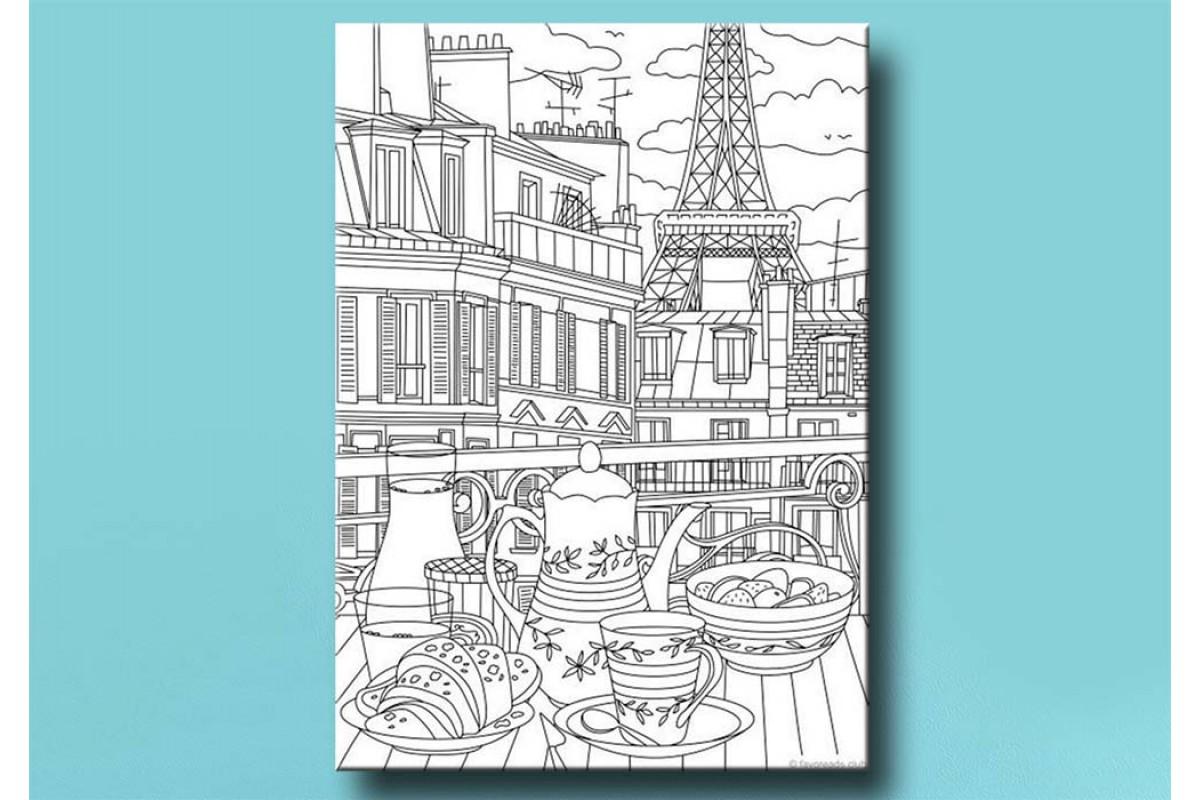 Yetişkinler İçin renkli boyama Tablo bym89 (boyama kalem seti hediyeli)