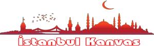 İstanbul Kanvas Tablo